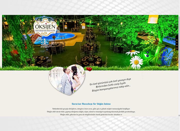 Oksijen Kır Bahçesi